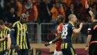 Fotoğraflarla Galatasaray - Fenerbahçe Derbisi