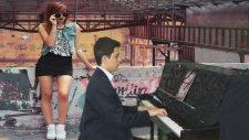 Erovizyon ŞARKI YARIŞMASI Eurovision Ana GİRİŞ ŞARKI TRT Piyano TV Televizyon Tivi Piyanist FON Show