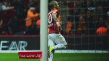 Galatasaray 1-0 Fenerbahçe ( Geniş Özet ) 06.04.2014