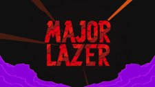 Major Lazer Feat. Pharrell Williams - Aerosol Can [official Stream]