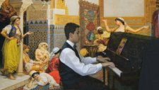 Piyanist Yorum Nihavend Sazsemaisi Mesud Cemil Bey Saz Eser Semaisi Musiki Dernekleri Makamı Senfoni