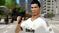 Cristiano Ronaldo GTA'ya Düşerse