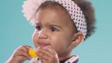 İlk Kez Limon Tadan Bebekler
