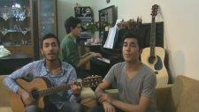 Piyano Ve Gitar Düeti Tutamıyorum Zamanı Kenan Doğulu Romantik Şarkısı Yetenekli Çocuk Müslüm Gürses