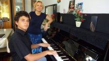 The Godfather Baba Sinema Klasik Filmi Jenerik Müzikleri Romantik Şarkısı Müziği Filmleri Piyano Vtr