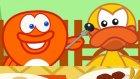 GÜÇLEN GERİDE KALMA Sevimli Dostlar Çocuk Şarkıları (Türkçe Çizgi Film)