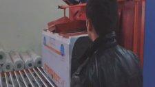 Tam Otomatik Strafor Shrink Ambalaj Paketleme Makinası