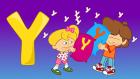 Y Harfi - ABC Alfabe SEVİMLİ DOSTLAR Çocuk Şarkıları (Türkçe Çizgi Film)