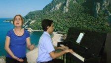 Piyanist Solo Türküler Ağıtlar Arpa Ektim Biçemedim Van Gölü Yöresi Ali Paşa Ağıdı Vali Türkü Notası