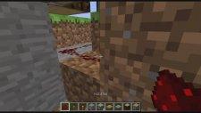 Minecraft Redstone Bilimi - Kapı Devremiz - Bölüm 1