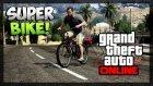 Gta 5 Oyununda Göze Çarpan Süper Hızlı Bisiklet