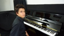 Ah Bir Zengin Olsam Piyano İle Seslendirdi. (If I Were A Rich Man) Melodi Melodisi Piano Hafif Pop