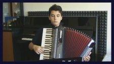 Akordeon Mozart Konçerto Major Akordiyon Klasik Batı Müziği Piyano Akordeonu Nota Piyona Bas Akor Hd