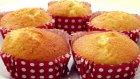 Limonlu Muffin Tarifi - Muffin Nasıl Yapılır