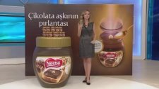 Nestlé Krem Çikolata Doktorum Programı'nda!