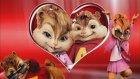 Violetta 2 Alvin Y Brittany (Ardillas) Nuestro Camino