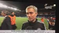 İbrahimovic'ten Mourinho'yu Ürküten Şaka!