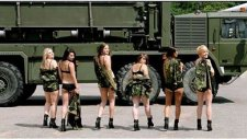 Norveç Ordusu'nda Kadın Erkek Aynı Yatakhanede