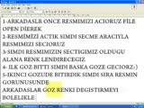 Photoshop Goz Rengı Degıstırme Mustafa Baloglu