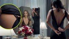 Adriana Lima'dan Jartiyerli Reklam