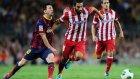 Atletico Madrid 1-0 Barcelona (Maç Özeti)