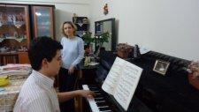 Hicaz Saz Semaisi Piyano Saz Eseri Nota Kitabı Kitapları Arşivi Kitap Piyanist Müsiki Ud Performansı