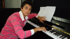 Lambada Piyano Resital Latin Dans Müzikleri Güney Amerika Dansı Piyanist Resitali Güney Folk Şarkı