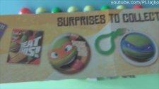 Sürpriz yumurta nasıl yapılır 13 yumurta Peppa Pig Miki Fare Ninja Kaplumbağalar Monsters University