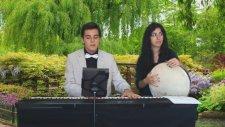 Piyanist Resitali Yöre Adıyaman Türkmen Gelini Solo Piyano Resitali Türküsü Eyvanına Vardım Eyvanı 1