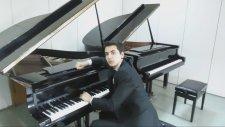 Polifonik Fon Müzikleri Tel Tel Taradım Zülfünü Piyano Şarkılar Hicaz Makamı Polifoni Poli Foni Not