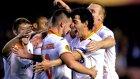 Valencia 5-0 Basel (Maç Özeti)