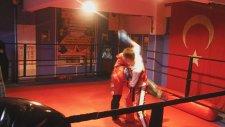 Semi Contact Kick Boks Antrenmanı 4 - Sefer Güneş