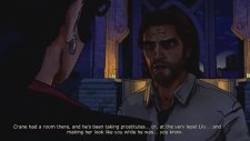 The Wolf Among Us Episode 3 A Crooked Mile Gameplay Walkthrough Part 1 - Funeral