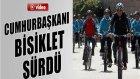 Cumhurbaşkanı Abdullah Gül Bisiklet Sürdü