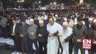 Ayasofya'da Mısır'daki İdamlara Tepki Eylemi