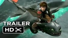 How To Train Your Dragon 2 (Ejderhanı Nasıl Eğitirsin) Official Trailer 2