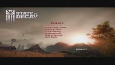 State of Decay Oynuyorum