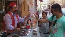 Turistin Dondurmacıyla İmtihanı