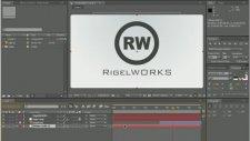 After Effects ile Logo Animasyonu Yapmak
