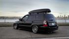 Subaru Forester STİ - Bagged