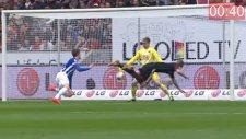 Bundesliga'da 40. Saniyede Gol Atmak