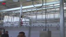 Niğde Belediyesi Mezbahanesi Yapım Aşaması (Cemsan Makina)