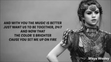 Selena Gomez - Stars Dance (Full Album + Lyrics)