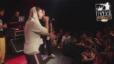Alef Vs Selim Muran - Hiphoplife Freestyle King 3 (2012) #fk3