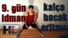 Bacak İncelten Ve Sıkılaştıran Egzersiz Hareketleri 9