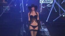 Défilé Etam 2013 : Live Show Etam lingerie Fashion Week Paris