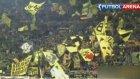 Dortmund'un Çılgın Taraftarı Zenit Maçında Da Boş Durmadı!
