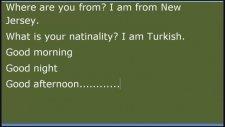 İngilizce Öğreniyorum[1]- Greetings | Selamlaşma