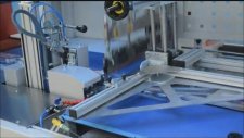 Shrink Makinası Sürekli Kesim Pan Makine