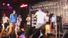 Tankurt Vs Diplomat - Hiphoplife Freestyle King 3 (2013) #fk3
